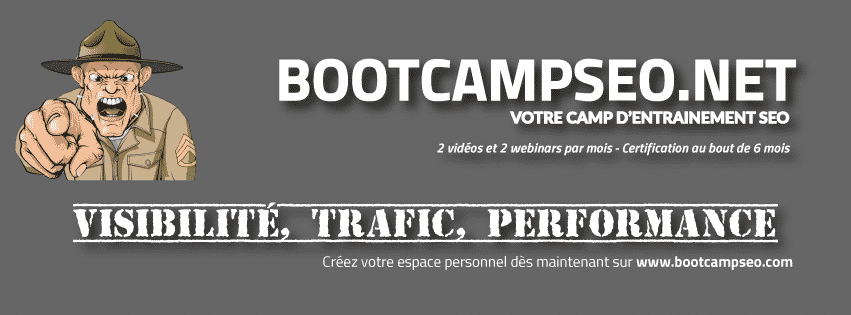 Boot camp seo Formation Référencement Pays Basque